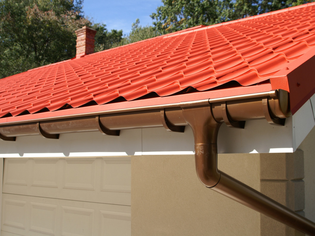 Gutters Can Protect Your Home From Water Damage